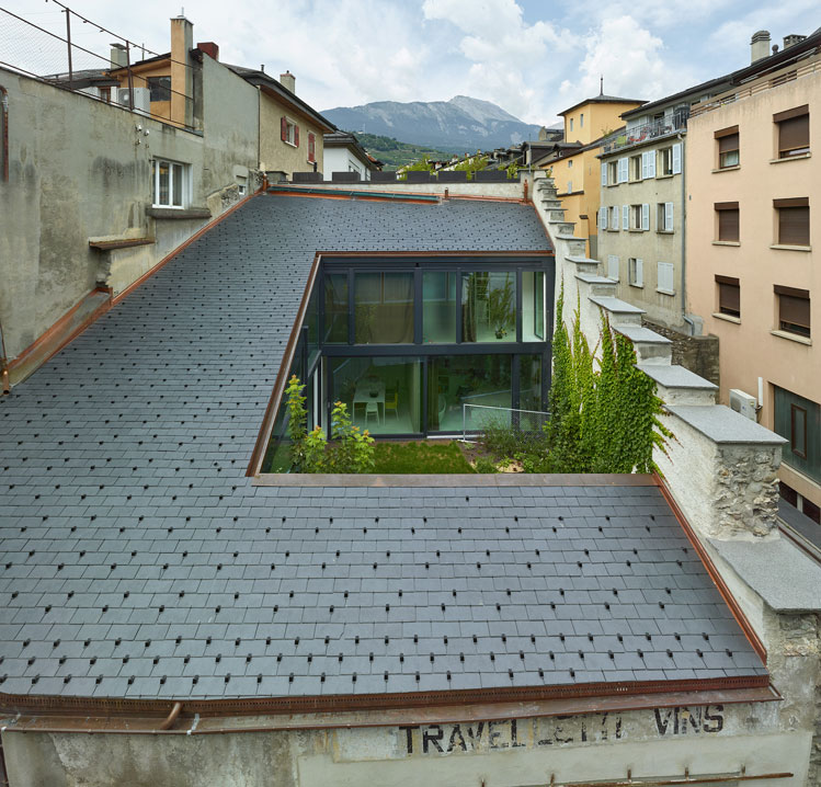 transformation vieille ville sion