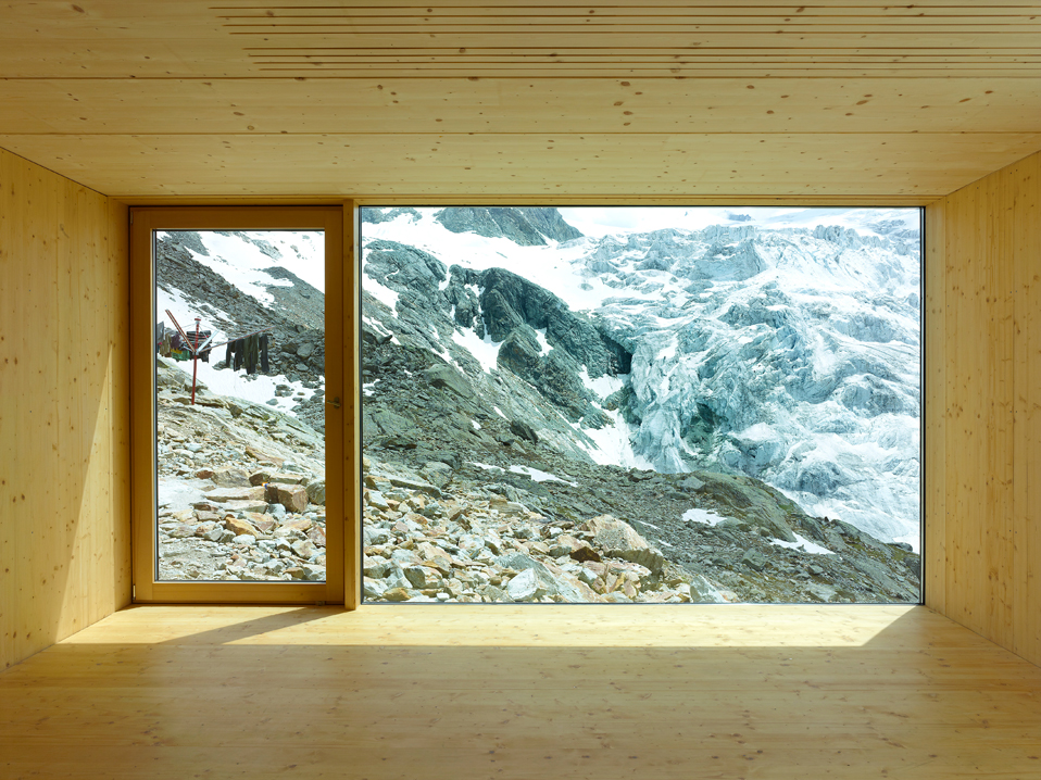 project management, moiry mountain hut, grimentz, conversion