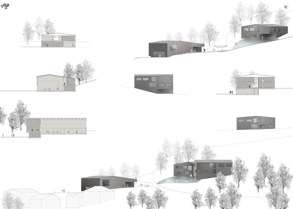 cole et salle de sport chermignon concours 3 me prix. Black Bedroom Furniture Sets. Home Design Ideas