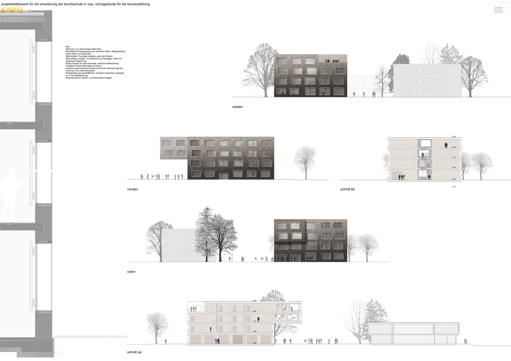 professional school, visp, competition, 5th price