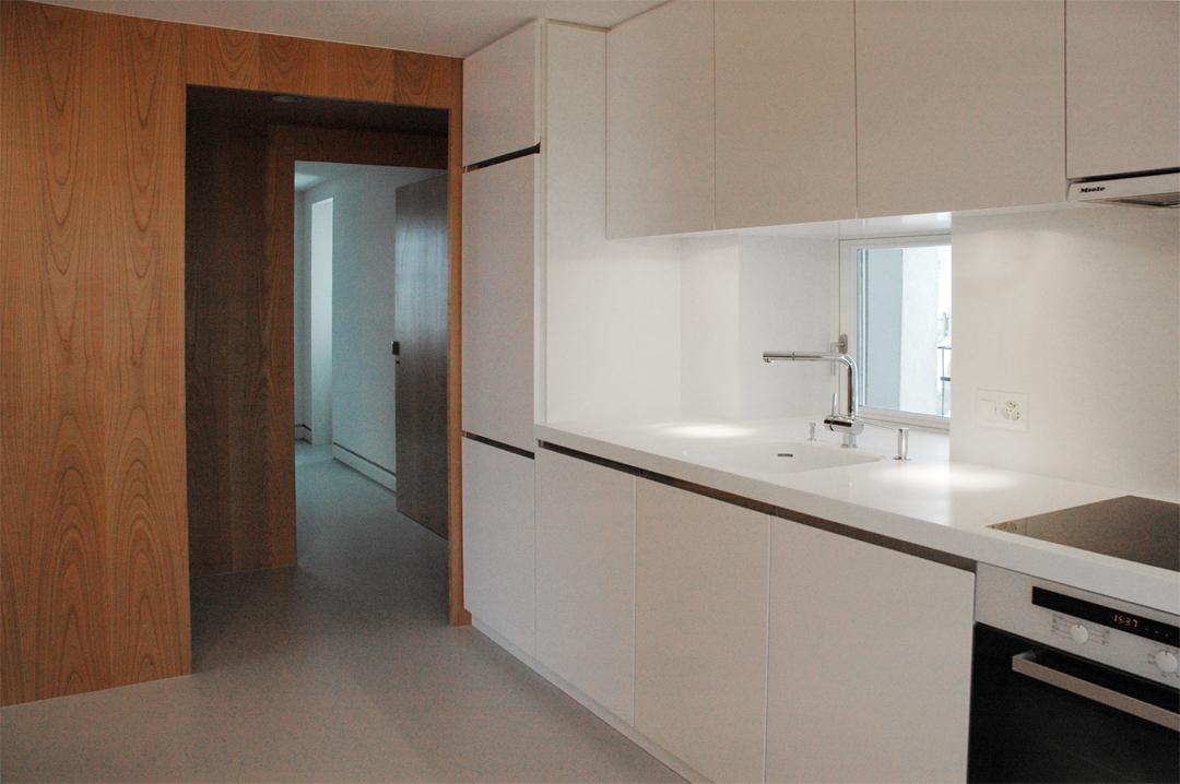 Appartement emery sierre transformation savioz - Transformation cuisine ...